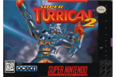 Super Turrican 2 Review (SNES) | Nintendo Life