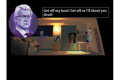 Blackwell Deception Adventure Game Coming to iOS on ...