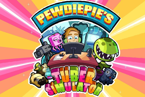 PewDiePie is starring in a new game about being a YouTube ...
