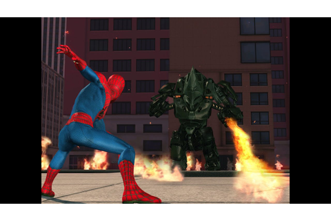 The Amazing Spider-Man 2 - Game - Rhino Trailer - YouTube