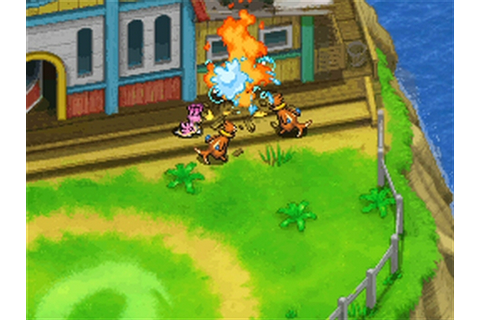 Pokemon Ranger nds Roms Download