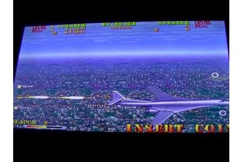 Carrier Air Wing Arcade 1 Credit Game - YouTube