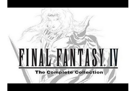 Final Fantasy IV: Complete Collection Video Review - YouTube