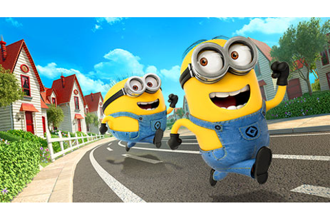 Gameloft | Minion Rush Despicable Me Official Game