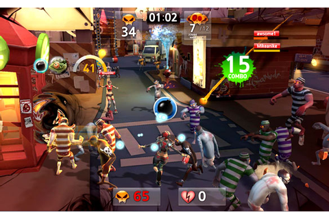 Brawl Busters Review and Download – MMOBomb.com
