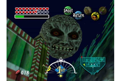 10 Reasons 'Majora's Mask' Is The Creepiest 'Zelda' Game ...