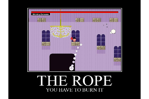 You Have To Burn The Rope - скачать игру