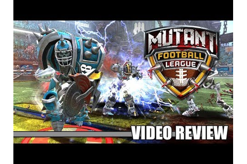 Review: Mutant Football League (Steam) - Defunct Games ...