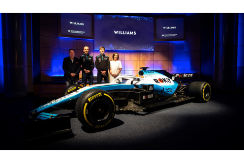 Livery Williams F1 Team FW42 | Marco's Formula 1 Page
