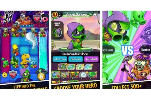 Download Plants vs Zombies Heroes for PC (Windows and Mac)