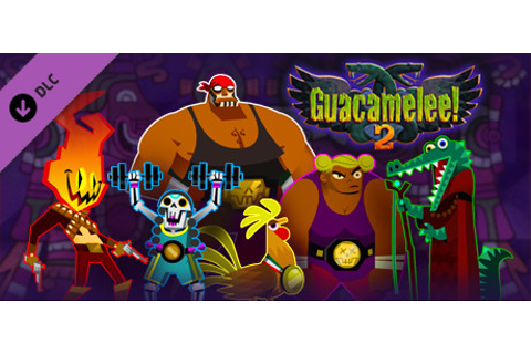 Guacamelee! 2 - The Proving Grounds (Challenge Level) on Steam