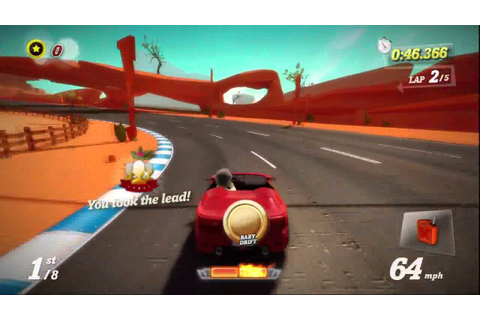 Joy Ride Turbo - Xbox Live Arcade Game - Xbox 360 - YouTube
