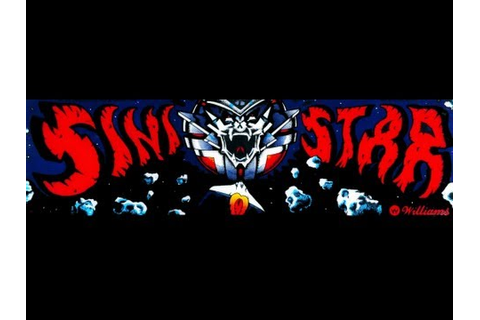 Classic Arcade Game Sinistar on PS3 in HD 720p - YouTube