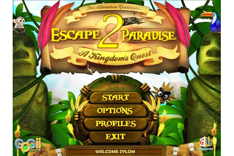 Escape From Paradise 2 | GameHouse