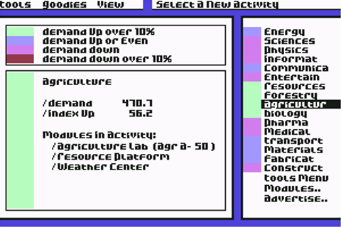Download Earth Orbit Stations (Apple II) - My Abandonware