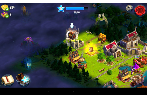 CastleVille Legends – Games for Android – Free download ...