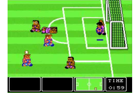 TK's Lets Play: Nintendo World Cup Soccer (NES) [HQ] [Part ...