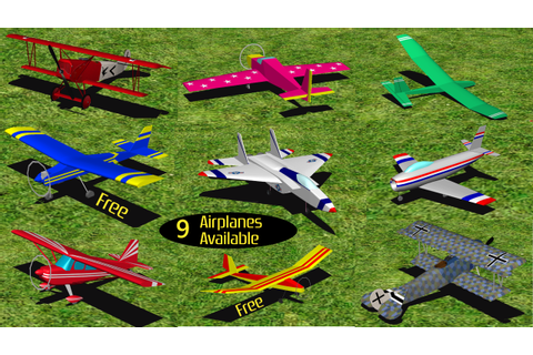 RC-AirSim - RC Model Plane Sim - Android Apps on Google Play