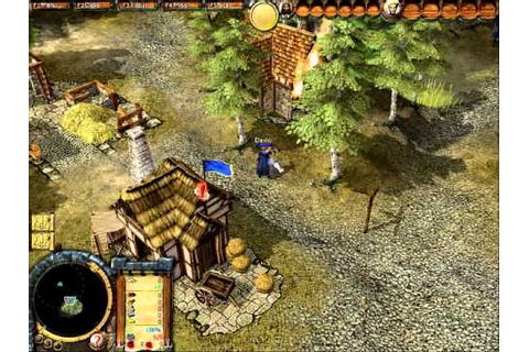 The Settlers : l'heritage des rois : missions 1 (1) - YouTube