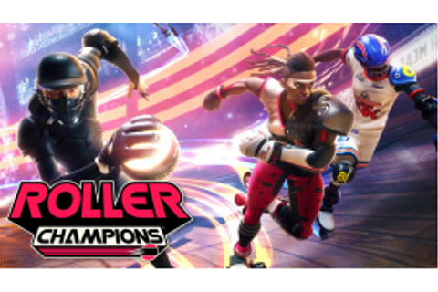 Roller Champions from Ubisoft looks to steal some of ...