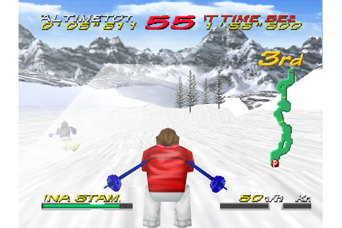 Big Mountain 2000 Download Game | GameFabrique