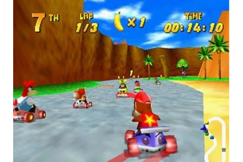 Free Download Diddy Kong Racing N64 PC Full Version Games ...