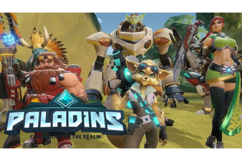 'Paladins: Champions of the Realm' Closed Beta now live ...