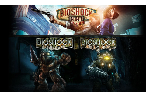 BioShock The Collection | PC Game Key | KeenGamer