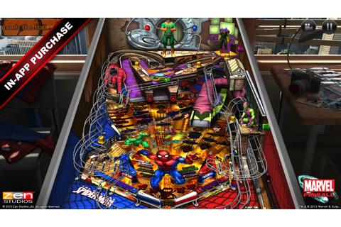 Marvel Pinball - Android Apps on Google Play