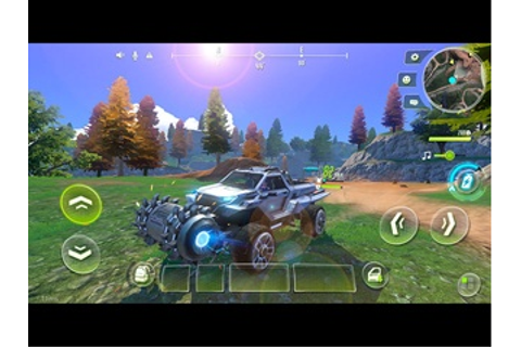 Download Game Cyber Hunter Pc