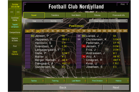 Championship Manager 3 Files Download Free Full Game 2010 ...
