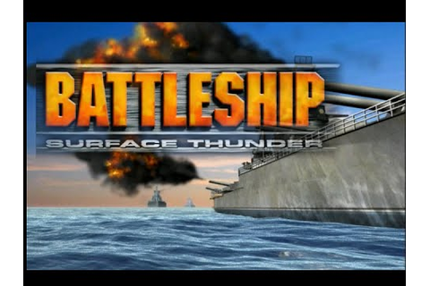 Battleship Surface Thunder : PC Board Games Review - YouTube