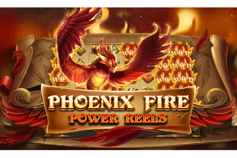 Phoenix Fire Power Reels Slot DEMO GAME & Review | Red Tiger