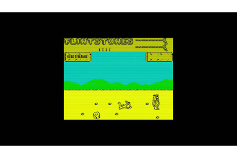 Yabba Dabba Doo! (ZX Spectrum) - Until I Die - YouTube