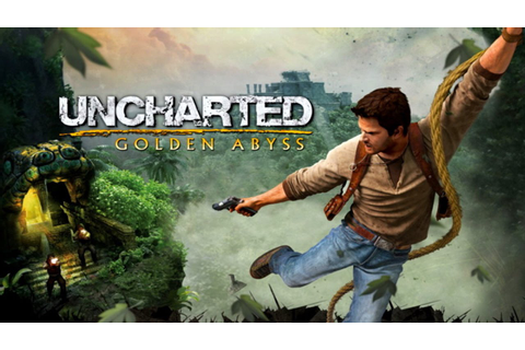 Uncharted: Golden Abyss - PS Vita Gameplay - YouTube