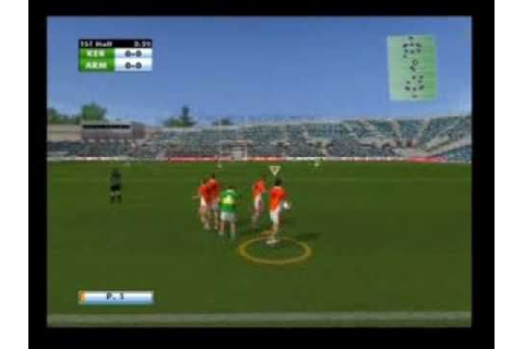 Gaelic games football (PS2) - YouTube