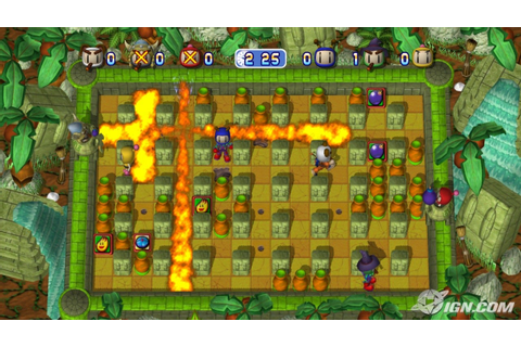 Bomberman Ultra Screenshots, Pictures, Wallpapers ...