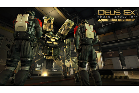 Deus Ex 3: Insurrection [Cancelled Concepts - PC, XBOX ...