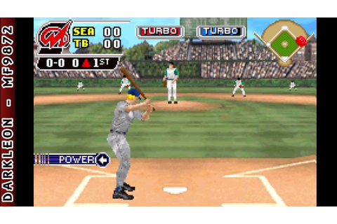 Game Boy Advance - MLB Slugfest 20-04 © 2003 Midway ...