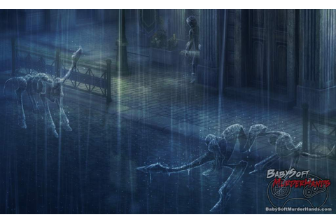 "New gameplay video & screenshots of Sony's ""Rain"" for PS3 ..."