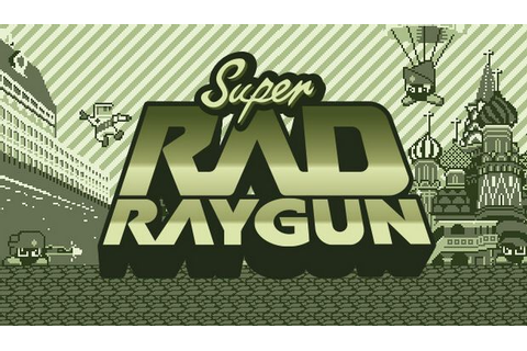 Super Rad Raygun Free Download PC Games | ZonaSoft
