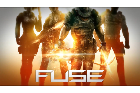 The Elderly Gamer: Fuse Trailer and Wallpaper 2013