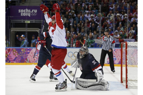 Sochi Olympics Day 10: TJ Oshie leads US to hockey ...