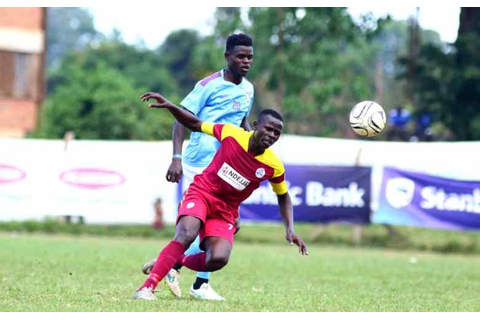 Uganda Cup: Ten-man Ndejje University stun Villa in Bombo