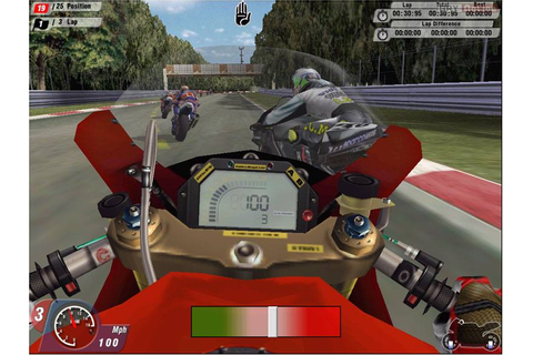 Superbike 2001 - screenshots gallery - screenshot 12/12 ...