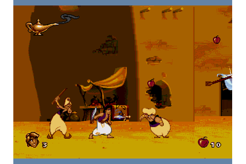 Aladdin Screenshots | GameFabrique