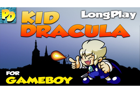 "KID DRACULA (Game Boy) | ""Retro Longplay!"" - YouTube"
