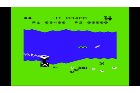 River Rescue for the Commodore VIC-20 / Commodore VC-20 ...