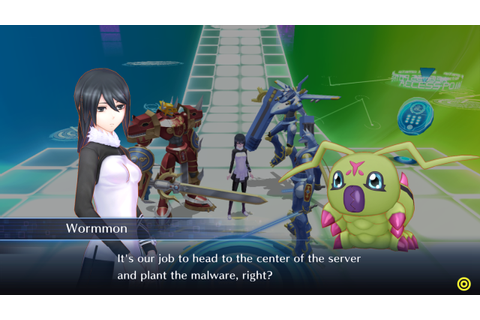 Digimon Story: Cyber Sleuth Hacker's Memory launches on ...