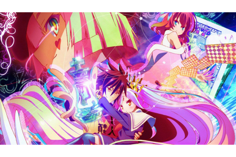 No Game No Life, Sora (No Game No Life), Shiro (No Game No ...